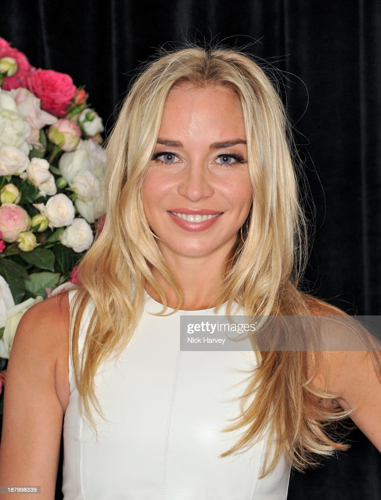 Noelle Reno attends the opening of Dior Beauty Boutique on November 14, 2013 in Covent Garden, London, England.