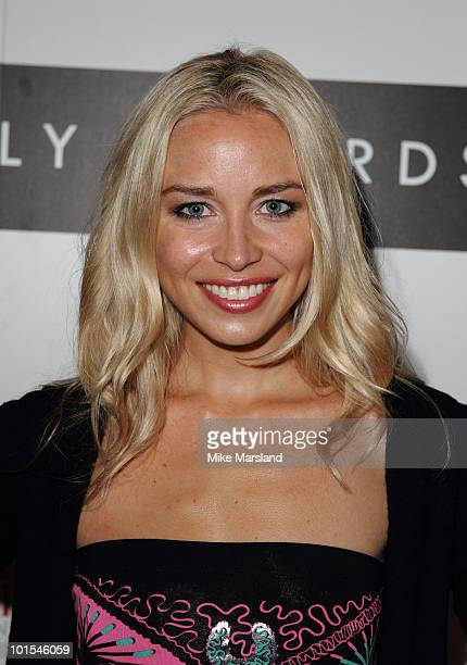 Noelle Reno attends the Quintessentially Awards at Freemasons Hall on June 1 2010 in London England