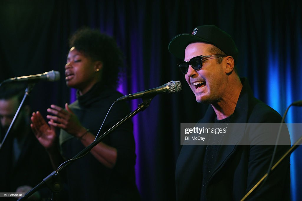 Fitz And The Tantrums Studio Session : News Photo