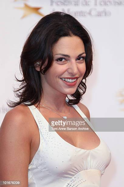Noemie Elbaz attends the opening night of the 2010 Monte Carlo Television Festival held at the Grimaldi Forum on June 6, 2010 in Monte-Carlo, Monaco.