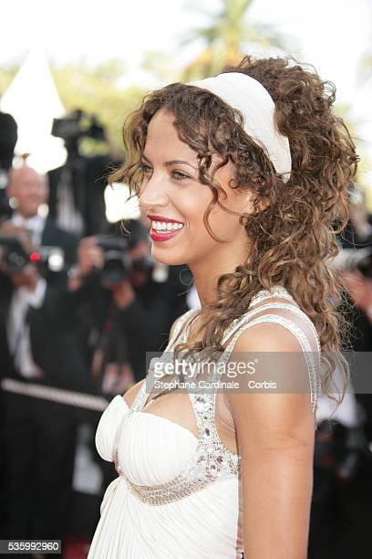 Noemie Lenoir at the premiere of 'Transylvania' during the 59th Cannes Film Festival