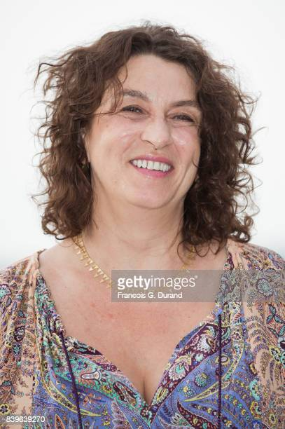 Noemie Lvovsky attends the 10th Angouleme FrenchSpeaking Film Festival on August 26 2017 in Angouleme France