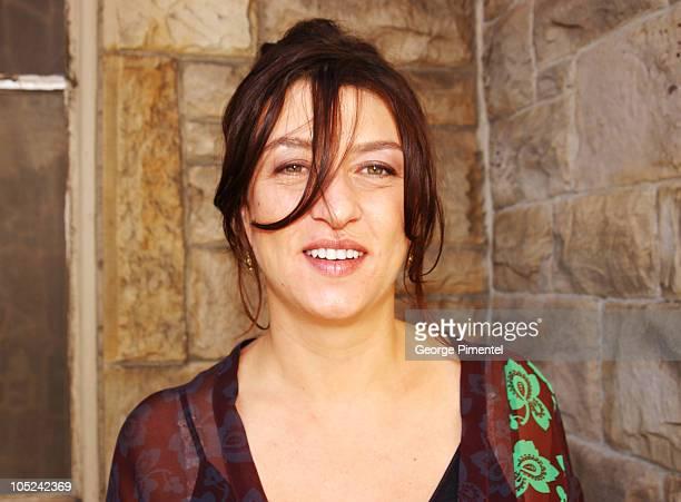 Noemie Lvovsky during 2003 Toronto International Film Festival Unifrance Press Luncheon at Prego in Toronto Ontario Canada