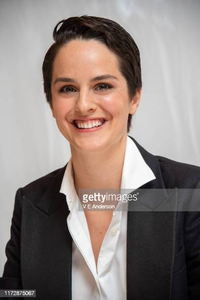 Noemie Merlant at the Portrait Of A Lady On Fire Press Conference at the Fairmont Royal York on September 06 2019 in Toronto Canada