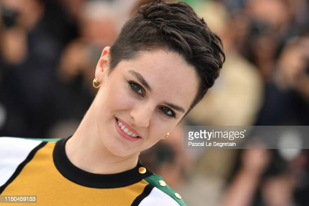 Noemie Merlant attends the photocall for Portrait Of A Lady On Fire during the 72nd annual Cannes Film Festival on May 20 2019 in Cannes France