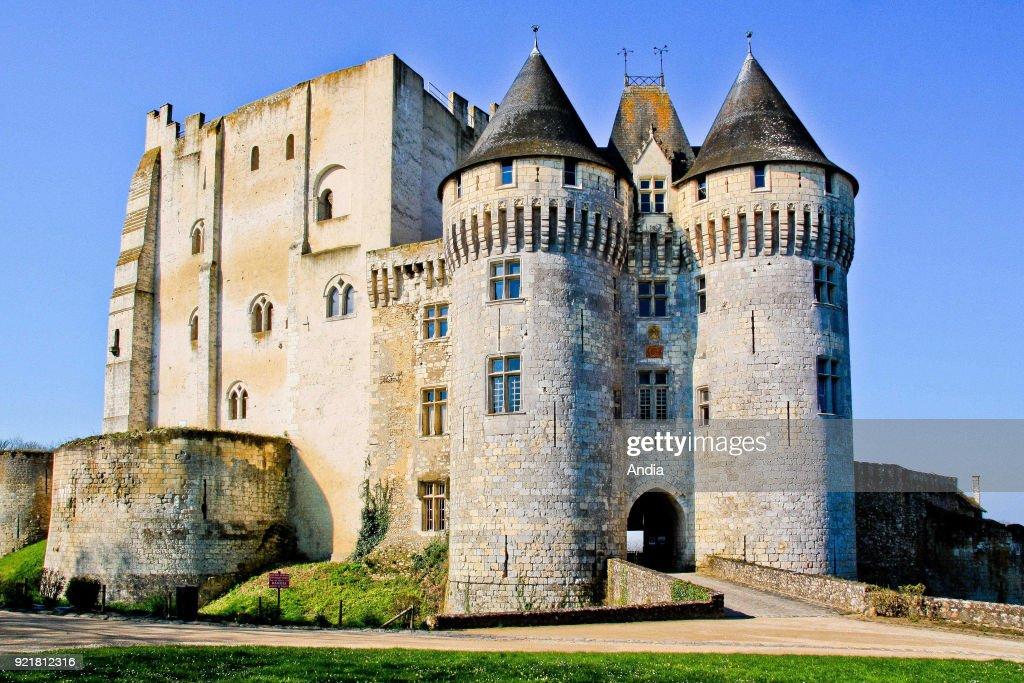 'chateau Saint-Jean' (Castle of St John).