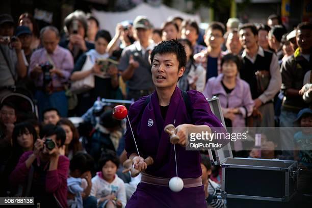 Noge-Street Performance in Yokohama