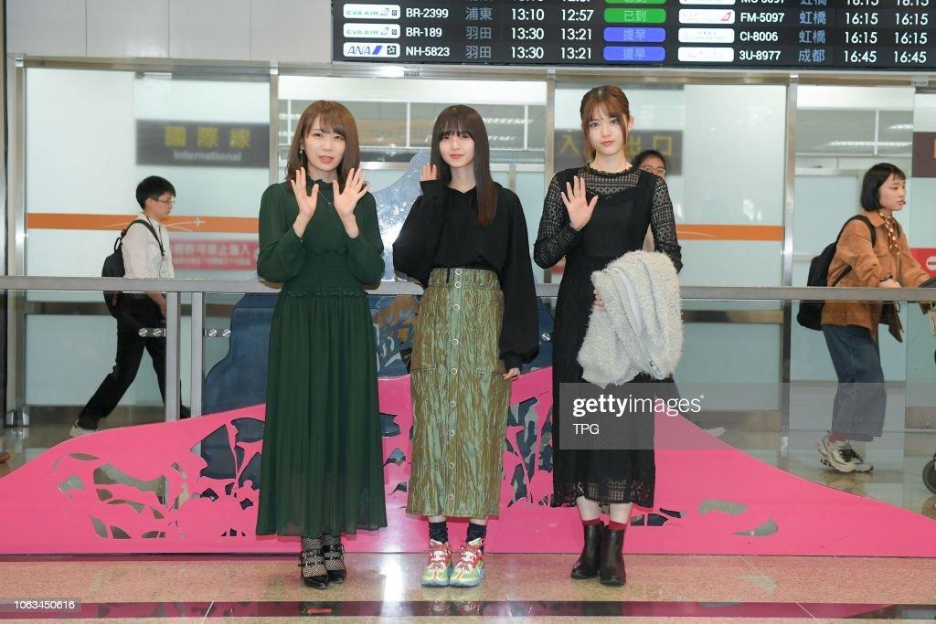 Nogizaka 46's members Akimoto Manatsu,Saito Asuka,Matsumura