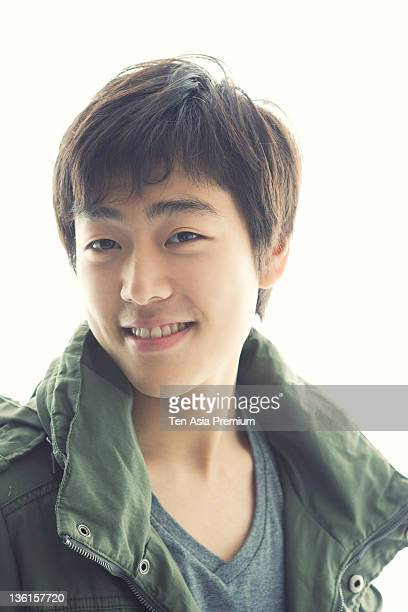 Noh YoungHak poses for photographs on March 11 2011 in Seoul South Korea