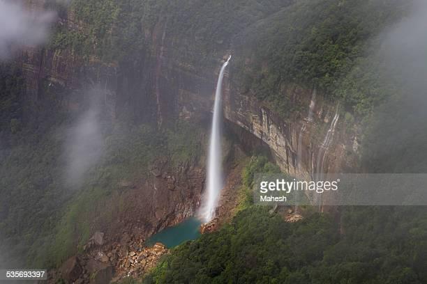 Nohkalikai Falls @ Cherrapunji