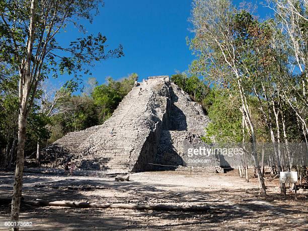 Nohoch Mul Pyramid, Cobá, Mexico