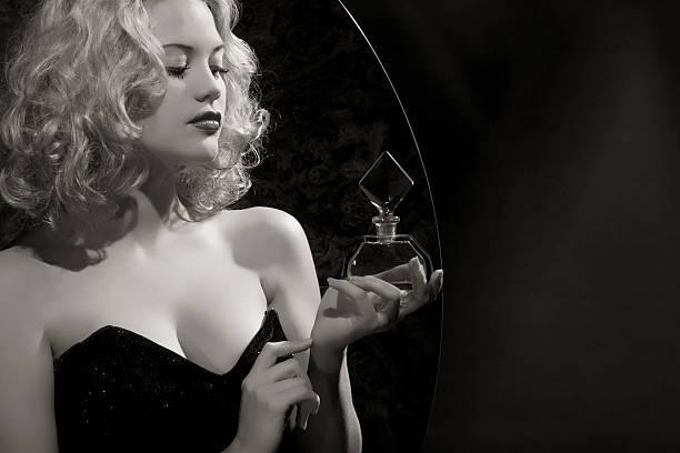 Noir style.New aromat