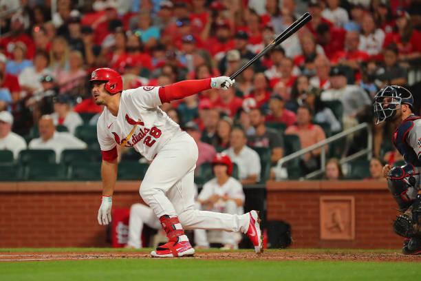 MO: Atlanta Braves v St Louis Cardinals