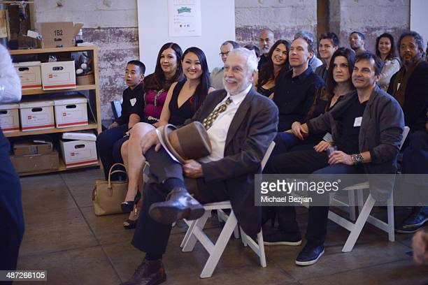 Nolan Bushnell STEAM Committee Chair Founder of Atari and Chuck E Cheese Jemie Sae Koo Executive Producer of STEAM Gala/STEAM Carnival and Cynthia...