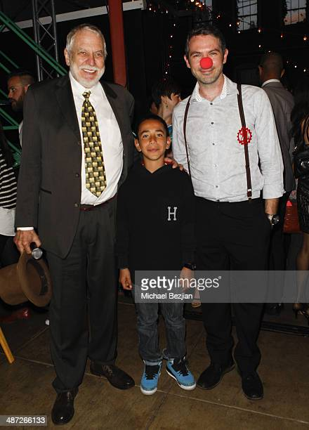 Nolan Bushnell STEAM Committee Chair Founder of Atari and Chuck E Cheese Caine Monroy of Caine's Arcade and Brent Bushnell CEO of Two Bit Circus...