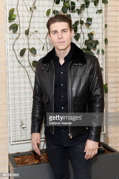 Nolan Funk attends Matthew Mazzucca and Ben Gorham Host a Private Dinner in Celebration of Byredo's Capsule Collection Elevator Music Designed in...
