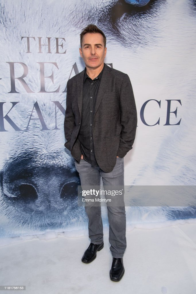 """Premiere Of P12 Films' """"The Great Alaskan Race"""" - Red Carpet : News Photo"""