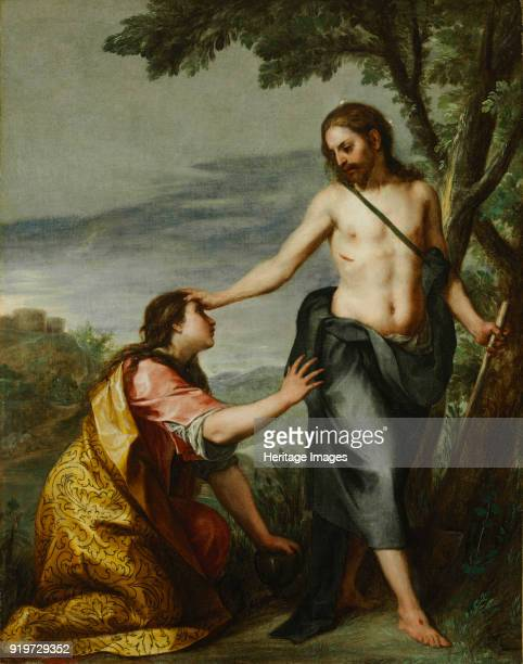 Noli me tangere after 1640 Found in the Collection of Szepmuveszeti Muzeum Budapest