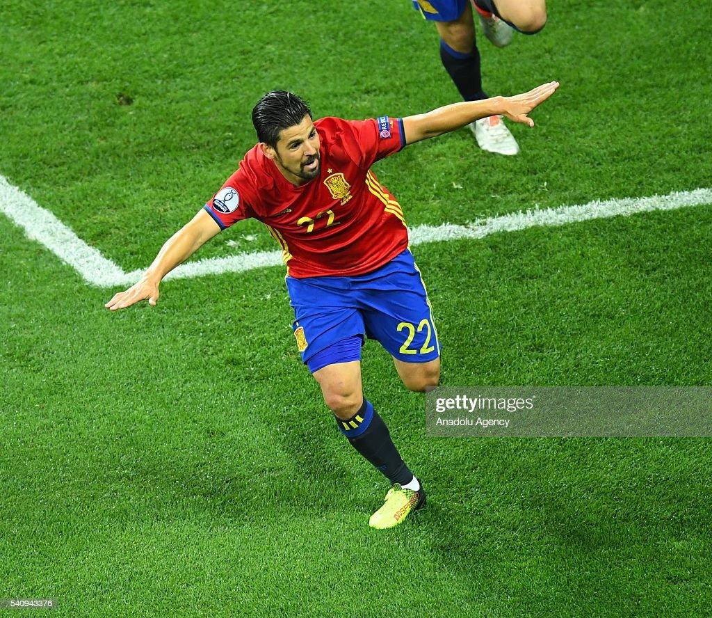 Spain v Turkey - Euro 2016 : News Photo