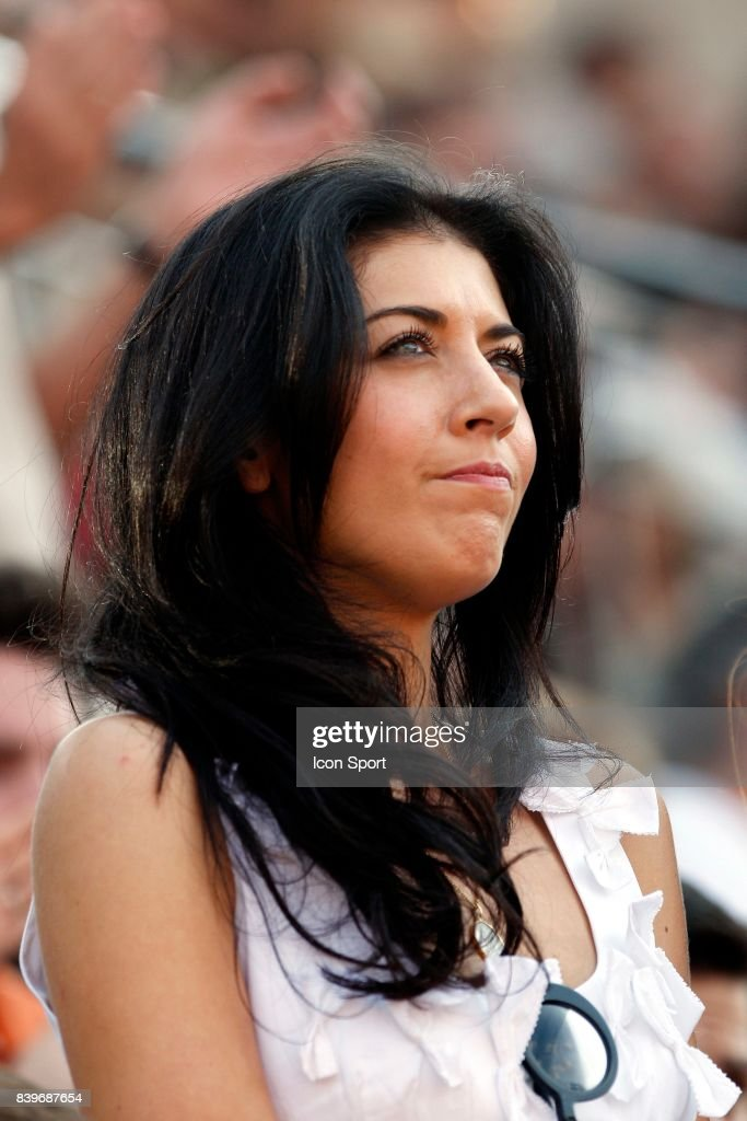 Nolwenn Leroy Assiste Au Match D Olivier Patience Roland Garros News Photo Getty Images