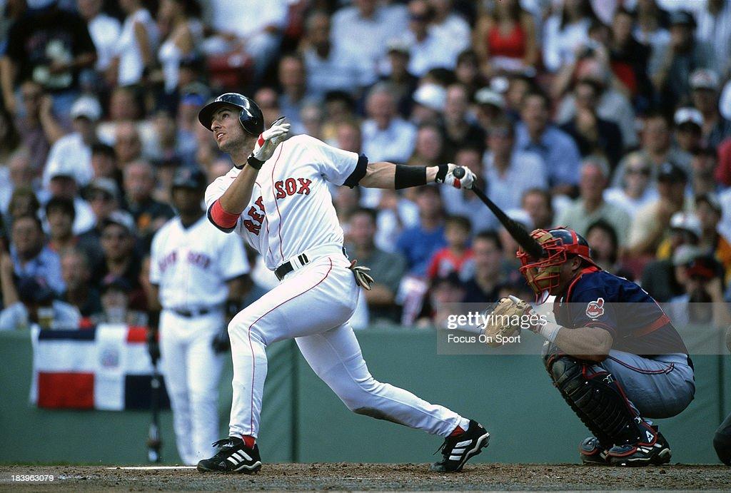 Cleveland Indians v Boston Red Sox : ニュース写真