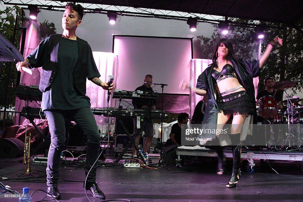 2008 LA Weekly Detour Music Festival