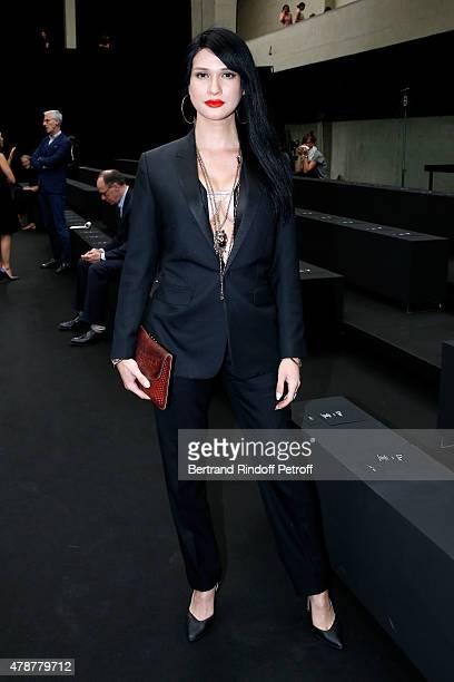 Dior Homme, Spring-Summer Paris Fashion Week 2012