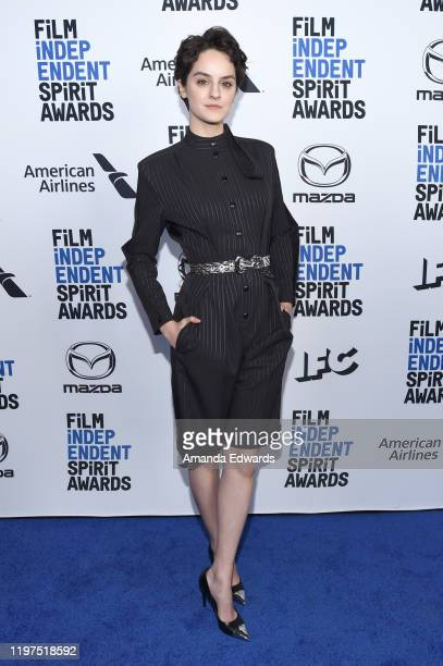 Noémie Merlant attends the 2020 Film Independent Spirit Awards Nominees Brunch at BOA Steakhouse on January 04 2020 in West Hollywood California