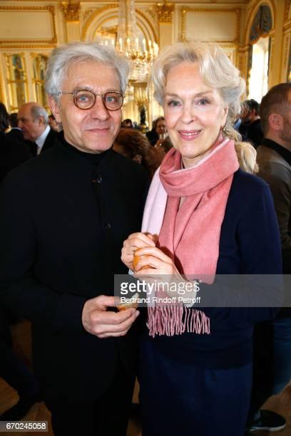 Nominated for 'Moliere du Meilleur Comedien dans un second role' for 'Les Damnes' Didier Sandre and Nominated for 'Moliere de la Meilleure Comedienne...