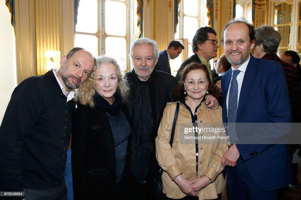 Molieres 2017 - Nominee Luncheon In Paris