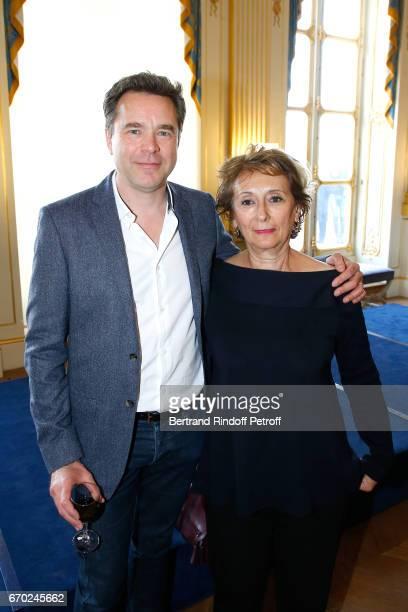 Nominated for 'Moliere du Meilleur Comedien dans un spectacle de Theatre Prive' for 'La Garconniere' Guillaume de Tonquedec and Nominated for...