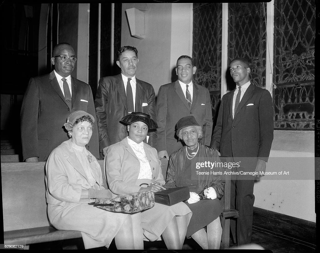 NAACP nominating committee : News Photo