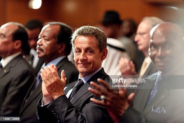 Nomination Of Alassane Ouattara. Samedi 21 mai, Alassane OUATTARA a été investi chef de l'Etat ivoirien à YAMOUSSOUKRO, la ville natale du 'père de...