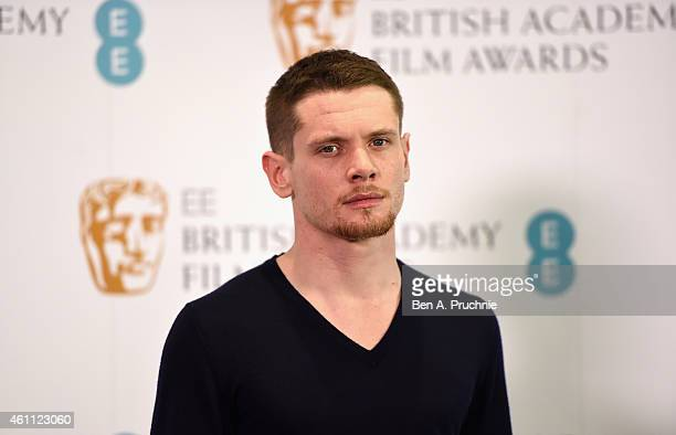 Nominee actor Jack O'Connell attends the EE Rising Star award nominations during a photocall at BAFTA on January 7 2015 in London England The winner...