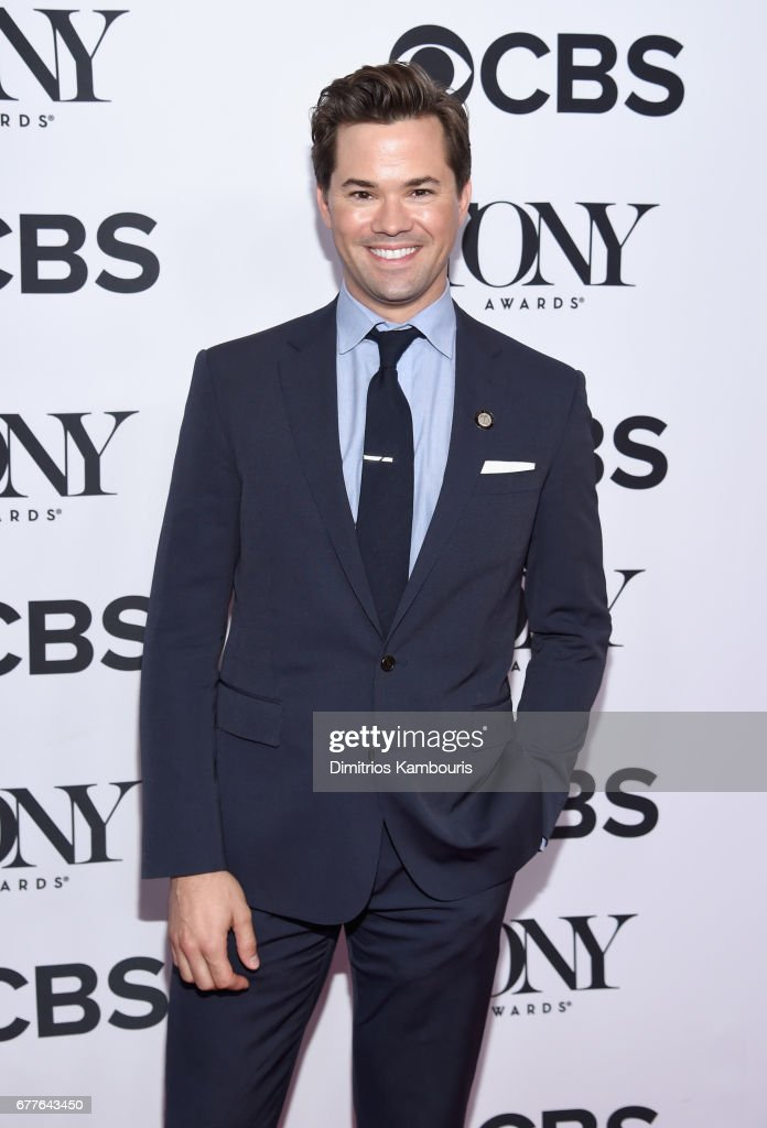 2017 Tony Awards Meet The Nominees Press Junket