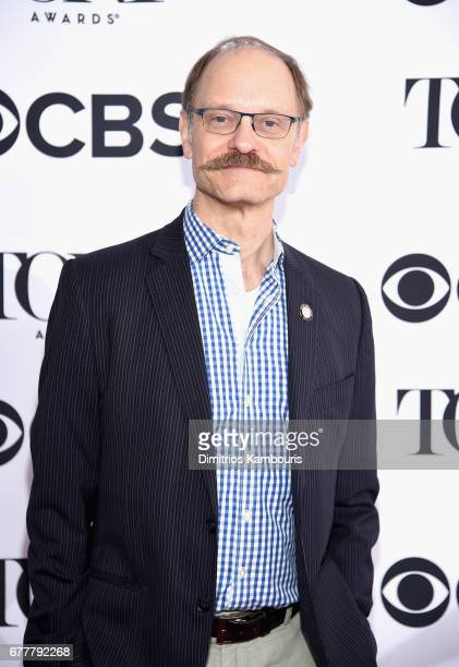 Nominee David Hyde Pierce attends the 2017 Tony Awards Meet The Nominees Press Junket at the Sofitel New york on May 3 2017 in New York City