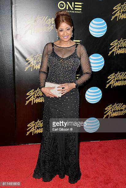 Nominee Dorinda ClarkCole attends the 2016 Stellar Gospel Awards at the Orleans Arena on February 20 2016 in Las Vegas Nevada