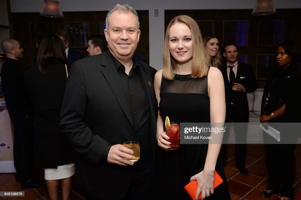 Film is GREAT Reception honoring the British Nominees of the 89th Annual Academy Awards Sponsored by British Airways : News Photo