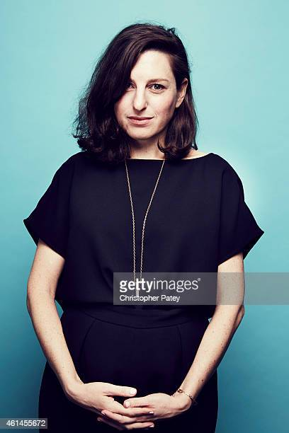 Nominee Gillian Robespierre poses for a portrait at the 2015 Film Independent Spirit Awards Nominee Brunch at BOA Steakhouse on January 10 2015 in...