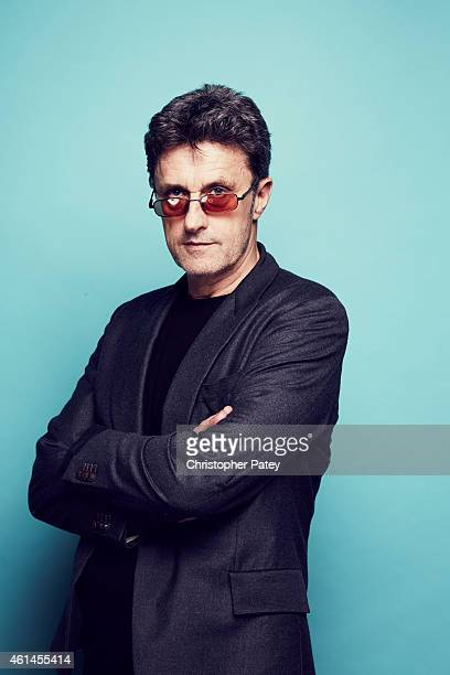 Nominee Pawel Pawlikowski poses for a portrait at the 2015 Film Independent Spirit Awards Nominee Brunch at BOA Steakhouse on January 10 2015 in Los...