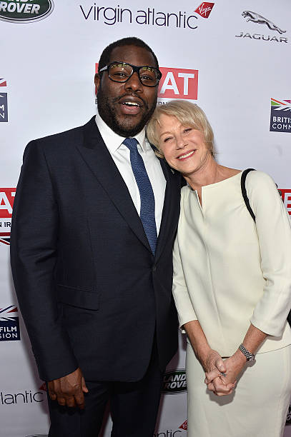 CA: 2014 GREAT British Oscar Reception - Red Carpet