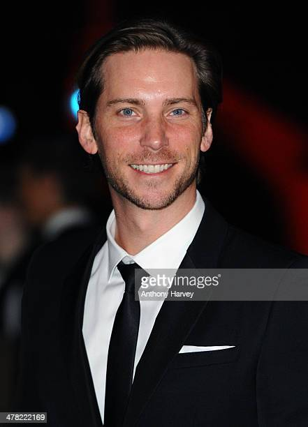 Nominee Troy Baker attends the 2014 British Academy Games Awards at Tobacco Dock on March 12 2014 in London England