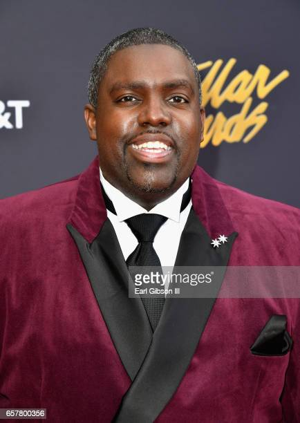 Nominee William McDowell arrives at the 32nd annual Stellar Gospel Music Awards at the Orleans Arena on March 25 2017 in Las Vegas Nevada
