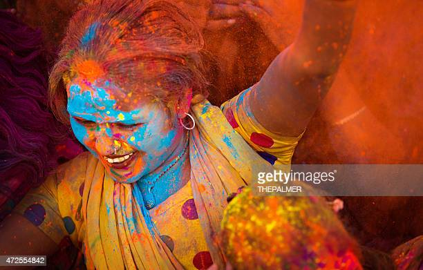 Non stop fun during Holi