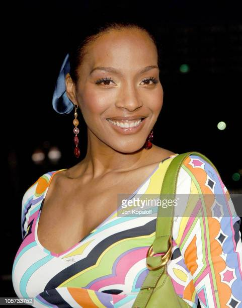 """Nona Gaye during """"XXX: State of the Union"""" Los Angeles Premiere - Arrivals at Mann Village Westwood in Westwood, California, United States."""
