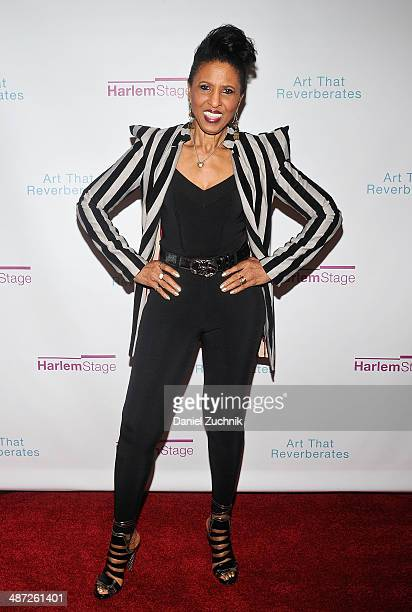 Nona Hendryx attends the Harlem Stage 2014 Spring Gala at Harlem Stage Gatehouse on April 28 2014 in New York City