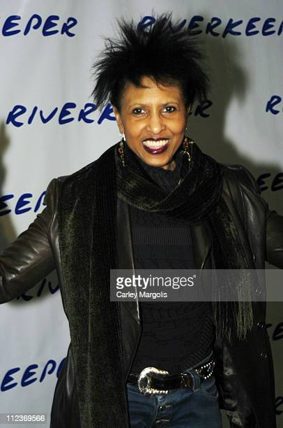 Nona Hendryx during The 2004 Riverkeeper Benefit Dinner at Chelsea Piers, Pier 60 in New York City, New York, United States.