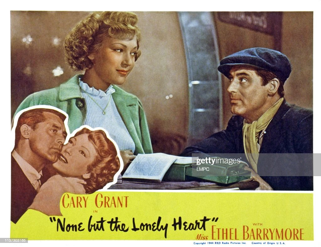 None But The Lonely Heart : News Photo