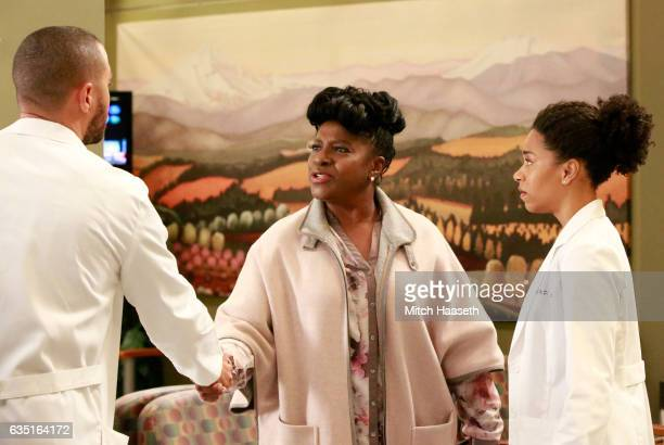 S ANATOMY 'None of Your Business' Maggie gets a surprise visit from her mother at the hospital Bailey has to make a difficult decision when one of...
