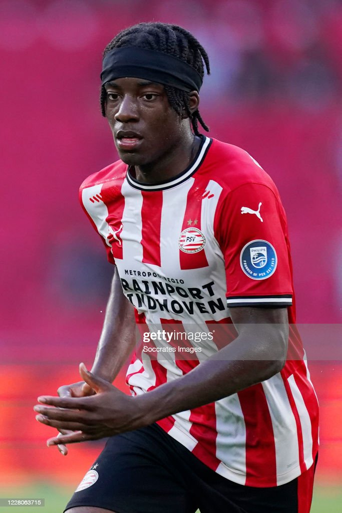 Noni Madueke of PSV during the Club Friendly match between PSV v... News  Photo - Getty Images